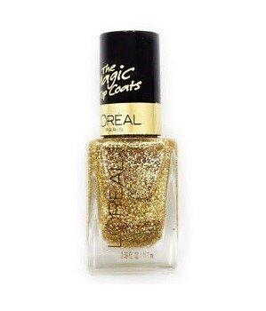 Loreal Paris Colour Riche The Magic Top Coats - 801 The True Gold