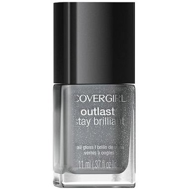 CoverGirl Outlast Stay Brilliant Nail Gloss - 322 Show Stopper