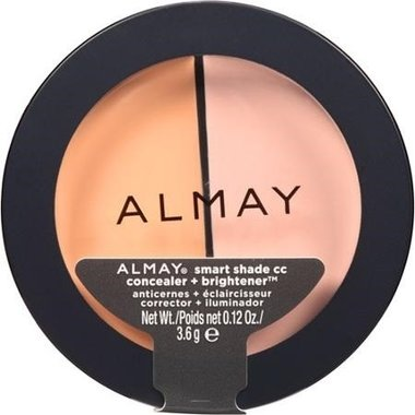 Almay Smart Shade CC Concealer + Brightener - 100 Light