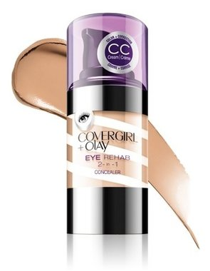 Covergirl + Olay EYE REHAB Concealer - 350 Medium