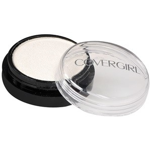 Covergirl Flamed Out Eyeshadow Pot  - 350 Blazing White