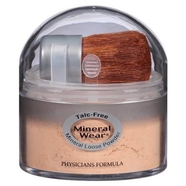 Physicians Formula Mineral Wear Talc-Free Mineral Loose Powder SPF 16 - 2453...