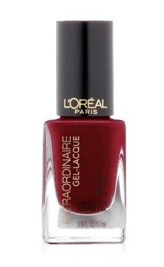 Loreal Extraordinaire Gel-Lacque Nail Color - 708 Beauty Never Fades