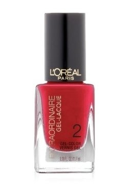 Loreal Extraordinaire Gel-Lacque Nail Color - 706 Meant To Be