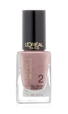 Loreal Extraordinaire Gel-Lacque Nail Color - 715 In With The Nude