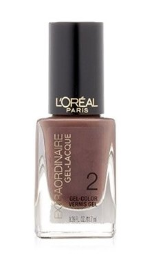 Loreal Extraordinaire Gel-Lacque Nail Color - 716 Decadent Indulgence