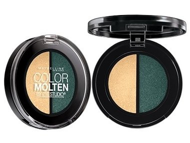 Maybelline Color Molten Eyeshadow - 307 Teal Twist