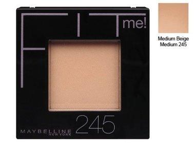 Maybelline Fit Me Pressed Powder - 245 Medium Beige