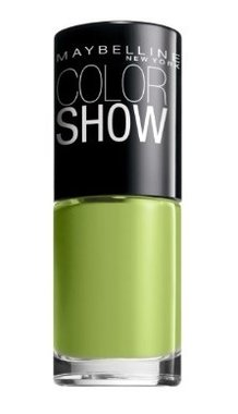Maybelline Color Show Nail Lacquer - 340 Go Go Green