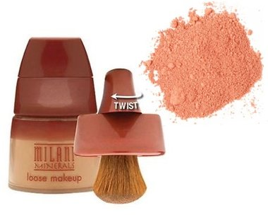 Milani Minerals Loose Makeup - 07 Tinted Radiance