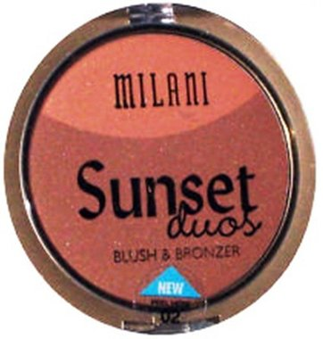 Milani Sunset duos Blush & Bronzer - 02 Sunset Strip