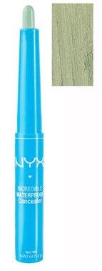 NYX Incredible Waterproof Concealer Stick - 12 Green