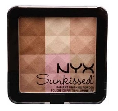 NYX Radiant Finishing Powder - 02 Sunkissed