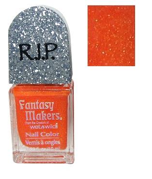 Wet n Wild Fantasy Makers Nail Color - 12423 Creepy Pumpkin