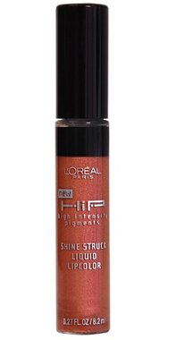 Loreal HIP Shine Struck Liquid Lipcolor - 260 Zealous