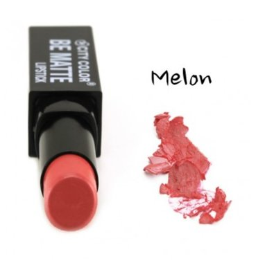 City Color Be Matte Lipstick - M1 Melon