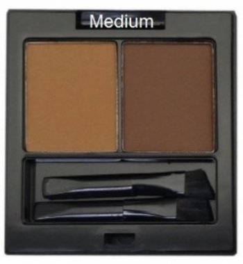 City Color Bold Brow Duo - Medium