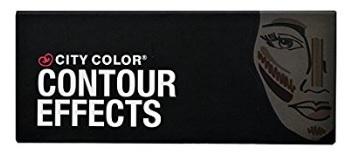 City Color Contour Effect Palette