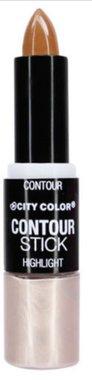 City Color Contour Stick With Cream Highlighter - Medium