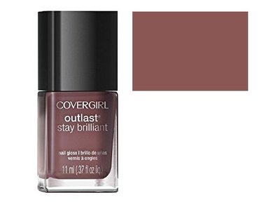 CoverGirl Outlast Stay Brilliant Nail Gloss - 260 Always Autumn