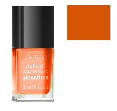 CoverGirl Glowing Nights Glosstinis - 520 Orange Oasis