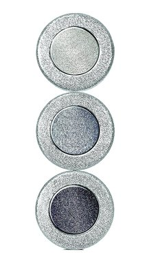 Physicians Formula Shimmer Strips Custom Eye Enhancing Extreme Shimmer Gel Cream Shadow & Liner Trio - 6410 Smoky Eyes