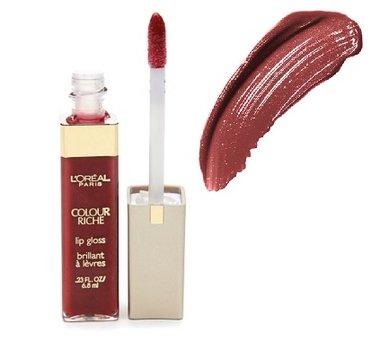 L'Oreal Colour Riche Lip Gloss  - 300 Rich Red