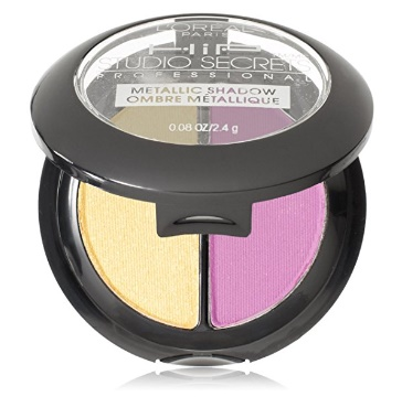 L'Oreal HiP Studio Secrets Professional Bright Eye Shadow Duos - 538 Flamboyant