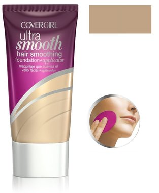 Covergirl Ultra Smooth Foundation Plus Applicator - 840 Natural Beige