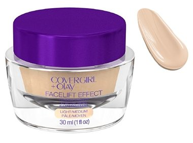 Covergirl Plus Olay Facelift Effect Firming Makeup - 340 Light Medium