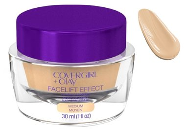 Covergirl Plus Olay Facelift Effect Firming Makeup - 350 Medium