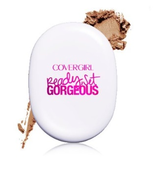 Covergirl Ready Set Gorgeous Powder Foundation 315-320 Deep
