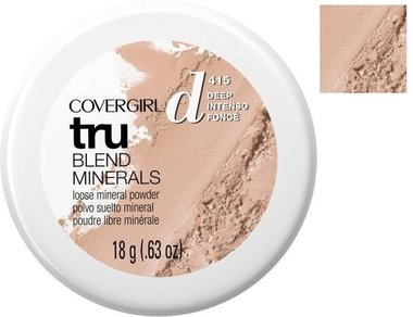 Covergirl TRUBlend Mineral Loose Powder - 415 Deep