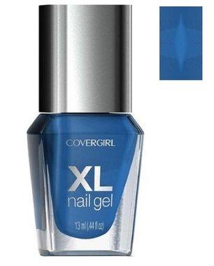 Covergirl XL Nail Gel - 760 Buxom Blue