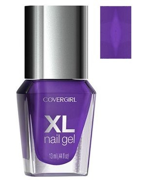 Covergirl XL Nail Gel - 770 Plumped-Up Plum