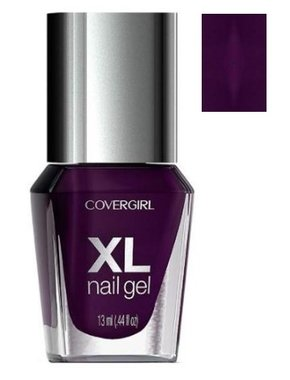 Covergirl XL Nail Gel - 840 Bodacious Berry