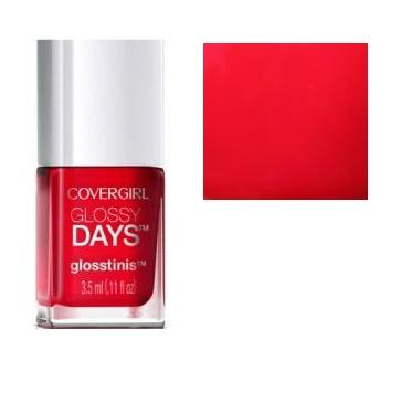 CoverGirl Glossy Days Glosstinis - 650 Raving Hot
