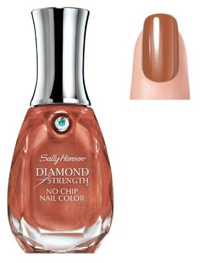 Sally Hansen Diamond Strength No Chip Nail Color - 430 Antique Bronze