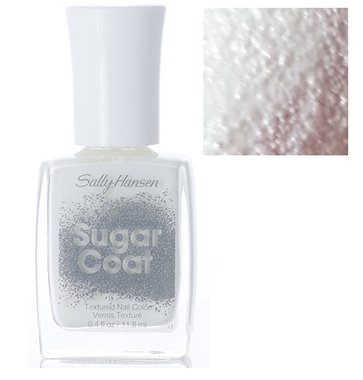 Sally Hansen Sugar Coat Textured Nail Color - 200 Sugar Fix