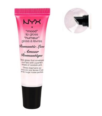 NYX Mood Lip Gloss - MLG01 Romantic Love