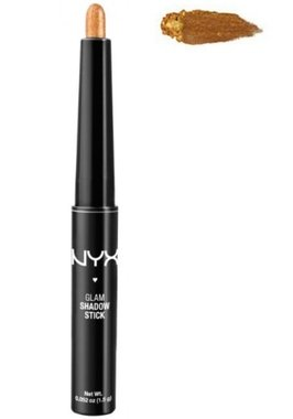 NYX Glam Shadow Stick - GSS14 Divine Amber