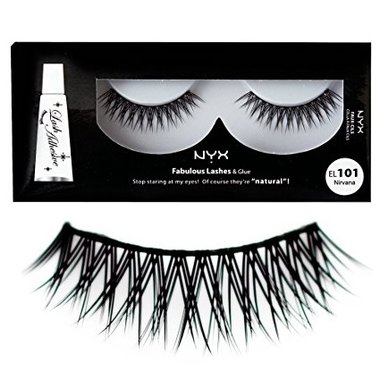 NYX Fabulous Lashes & Glue - EL101 Nirvana