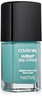CoverGirl Outlast Stay Brilliant Glosstinis - 535 Blue Hawaiian