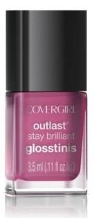 CoverGirl Outlast Stay Brilliant Glosstinis - 540 Purple Freeze