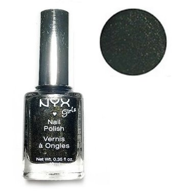 NYX Girls Nail Polish - NGP130 Collection Noir