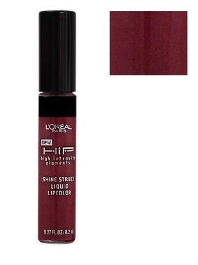 L'Oreal HiP Shine Struck Liquid Lipcolor - 760 Tainted