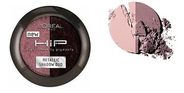 Loreal HIP Studio Secrets Professional Metallic Shadow - 106 Sculpted