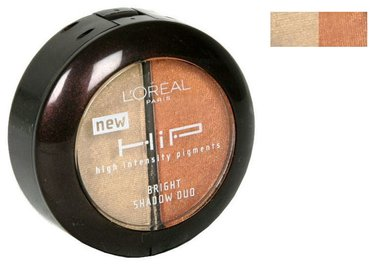 Loreal HIP Concentrated Oogschaduw Duo - 404 Flare