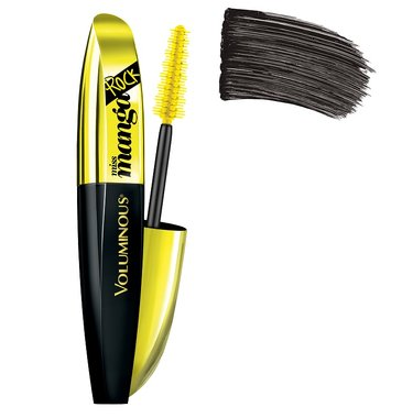 Loreal Voluminous Miss Manga Rock Mascara - 387 Blackest Black