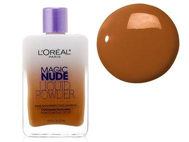 Loreal Magic Nude Liquid Powder Foundation - 330 Classic Tan